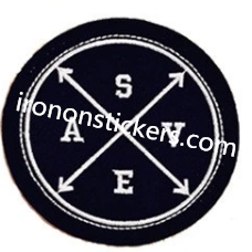 homemade jersey patches
